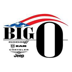 Big O Dodge-Chrysler-Jeep-Ram Logo