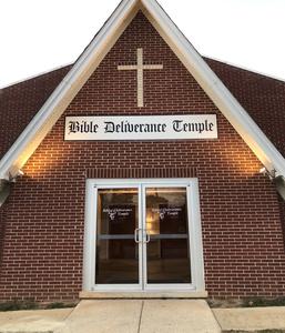 Bible Deliverance Temple - Marietta SC | His Radio