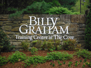 Billy Graham Training Center / The Cove Logo