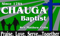Chauga Baptist Church