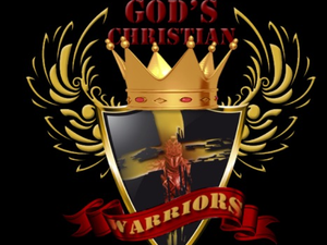 God's Christian Warriors Logo