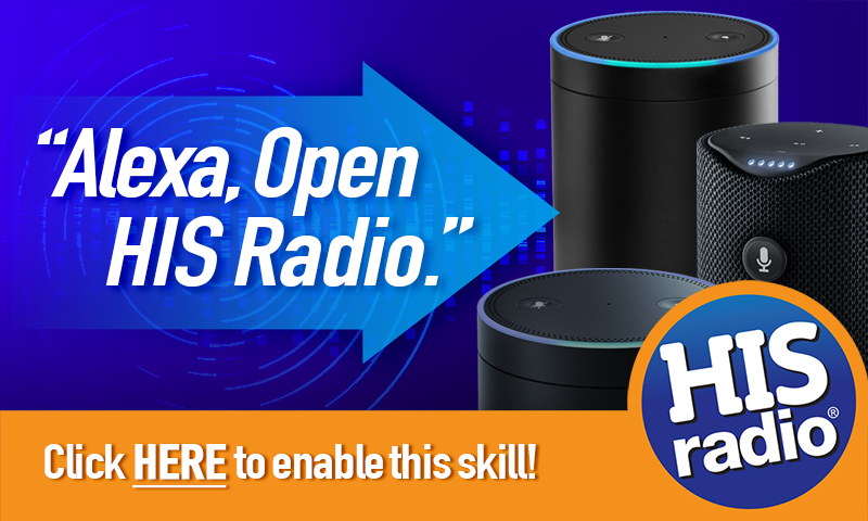 Listen To HIS Radio on Devices with Amazon Alexa | His Radio