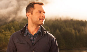 Brandon Heath New Year's resolution may be in trouble!