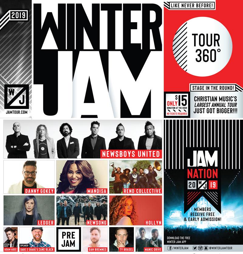 Winter Jam 2019